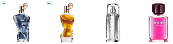 Parfum Düfte Angebot Deal günstig