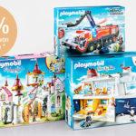 Galeria Kaufhof: 20% Rabatt auf Playmobil beim Kauf von 2 Artikeln