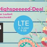 Tarifhaus: Allnet-Flats mit bis zu 4GB LTE + EU-Flat ab effektiv 3,32€/Monat