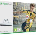 Xbox One S 500GB + Fifa 17 + 2. Controller für 229€