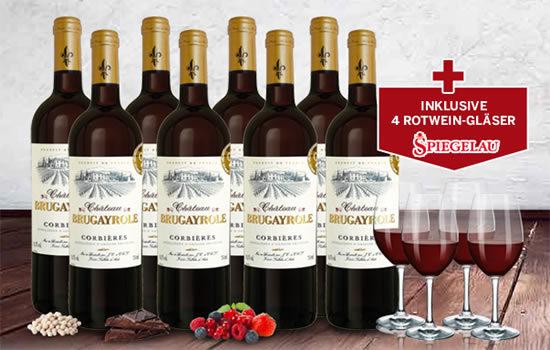 Rotwein Angebot Deal günstig schnäppchen