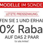 Crocs: Sale mit bis zu 70% Rabatt + 20% Extra-Rabatt auf das 2. Paar + kostenlose Lieferung