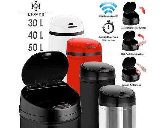 Automatik Sensor Abfalleimer Mülleimer Angebot