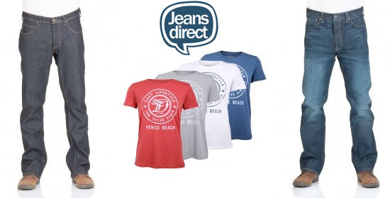 Gutschein Jeans Angebot Deal Jeans-Direct