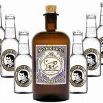Monkey 47 Dry Gin + 6 x Thomas Henry Tonic Water für 30,98€ inkl. Versand (statt 42,19€)