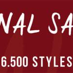 Tom Tailor: Sale mit 70% Rabatt + 30% Extra-Rabatt