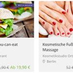 Groupon: 30€ Rabatt ohne MBW für Neukunden (z.B. gratis Thai-Yoga Massage)