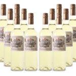 12 Flaschen silberprämierter Casa del Valle – El Tidón Sauvignon Blanc für 45,00€ inkl. Versand