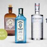 Galeria Kaufhof: 15% Rabatt auf alle Gin