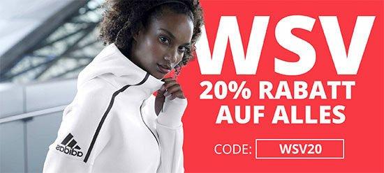 Gutschein Rabatt Sportartikel Kleidung Deal