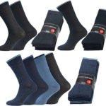 10er Pack Business-Socken für Herren für 4,99€ inkl. Versand statt 24,99€