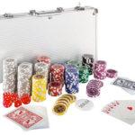 Texas Hold'em Poker-Set im Aluminium-Koffer für 19,95€ inkl. Versand