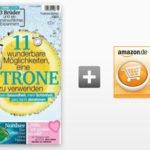 TV Hören und Sehen 52 Ausgaben für 114,40€ + 110€ Amazon-Gutschein