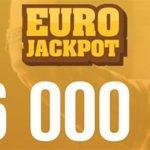 5 Tipps Eurojackpot (86.000.000€ Jackpot) für 2,00€ anstatt 10,00€