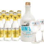 Gin Sul + 6x Fever Tree Indian Tonic + 2 Gläser für 44,90€ inkl. Versand (statt 69,94€)