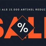 Sportscheck Sale mit bis zu 70% Rabatt + 10€ Extra-Rabatt