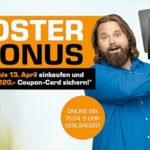 Saturn: Bis zu 220€ Gutschein bei der Oster-Bonus Aktion