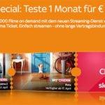 Sky Cinema Ticket bis Ende Mai für nur 2,00€ (statt 14,99€)