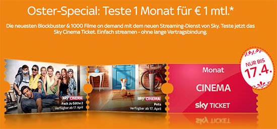 Angebot Deal