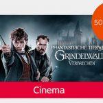Sky Cinema Ticket (1 Monat) für 4,99€ (statt 9,99€)