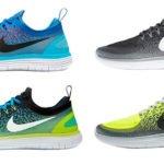 Nike Free RN Distance 2 Laufschuhe in verschiedenen Varianten für je 89,99€ inkl. Versand