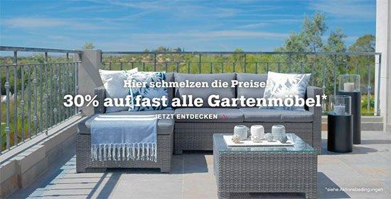 Mömax Deal Gartenmöbel Terasse balkon