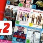 MediaMarkt: 4 für 2 Aktion bei Blu-Rays und DVDs