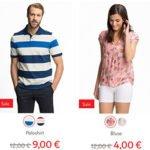 C&A Sommer-Sale mit bis zu 70% Rabatt + kostenlose Lieferung