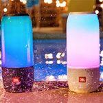 JBL Pulse 3 Bluetooth-Lautsprecher mit LED-Beleuchtung für 129,96€ inkl. Versand
