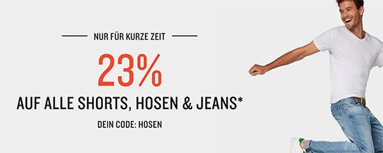 Gutschein Tom Tailor Shorts Jeans