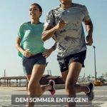 engelhorn: 15% auf Training- & Running-Artikel + 5€ Gutschein