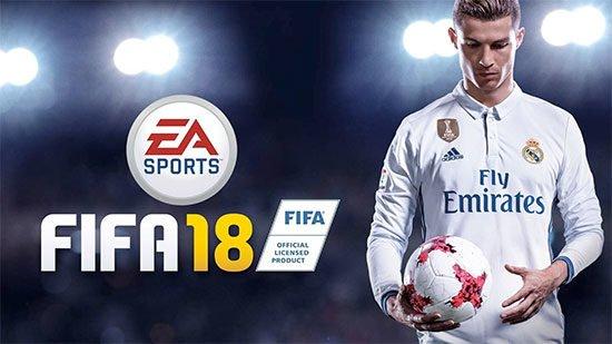 Vorbestellen Fifa 18 Fußball Game Günstig EA Sports
