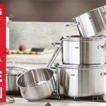 Fissler On-Top-Aktion – gratis Zugabe bei Kauf von Fissler-Produkten