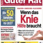 """8 Ausgaben """"Guter Rat"""" für 22,40€ + 20€ Verrechnungsscheck"""