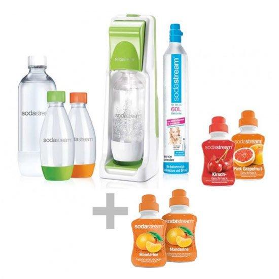 SodaStream Cool Trinkwasser Sprudler Mineralwasser