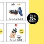 6 Tage Rennen bei Galeria-Kaufhof – bis zu 15€ pro Einkauf sparen