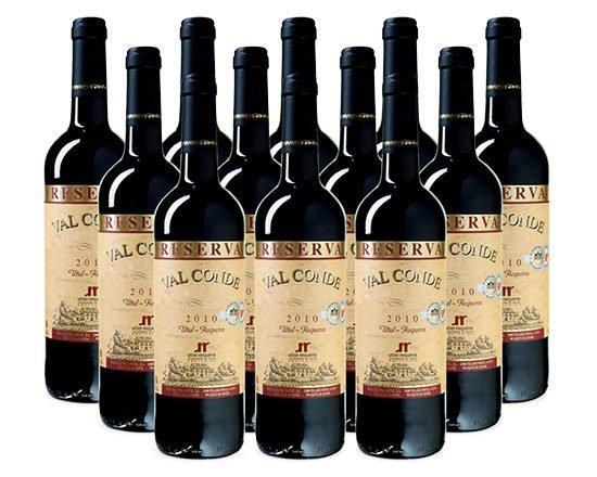 rotwein gutschein angebot deal