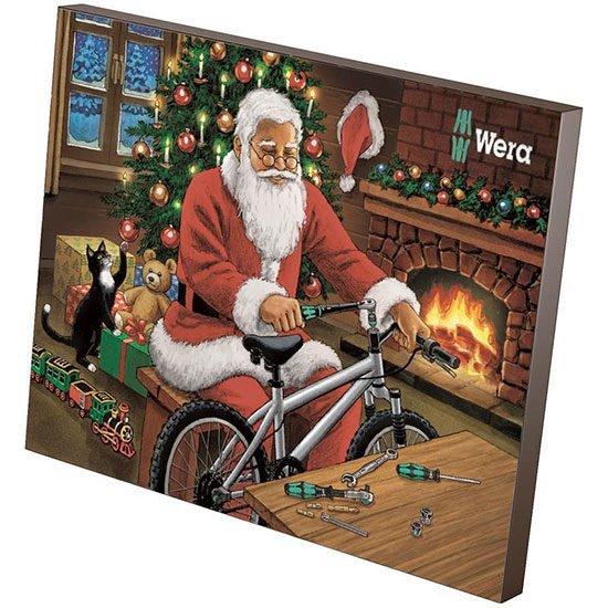 Adventskalender Werkzeug Heimwerker Heimwerken Cool Weihnachten