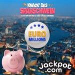 3 Tippfelder EuroMillions (135 Mio. € Jackpot) + 30 Rubbellose (bis zu 2.500€/Los) für nur 3€ statt 16,50€