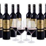 8 Flaschen Casa Safra – Selección Oro Gran Reserva – Terra Alta DO mit 4 Weingläsern von Schott Zwiesel für 54,94€ inkl. Versand