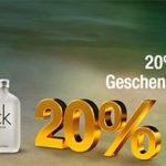Galeria Kaufhof: 20% Rabatt auf Düfte & Duftsets