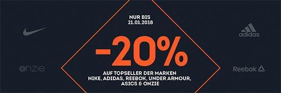 Sportscheck Angebot Deal Schnäppchen Sparen Kleidung Sport Funktionsbekleidung