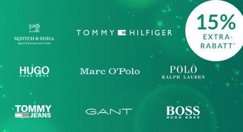 Rabatt Engelhorn Kleidung Marken Tommy Hilfiger Ralph Lauren Lacoste S. Oliver Gant Marc O' Polo Boss Napapijri Scotch&Soda BRAX