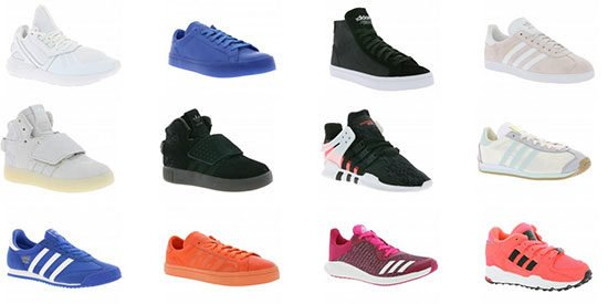 Sneaker Sale Angebot Adidas Deal