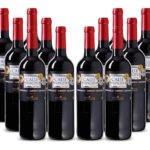 12 Flaschen Bodegas Vinedos Contralto Calle Principal (mehrfach prämiert) für 39,96€ inkl. Versand