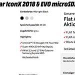 Galaxy S8 + IconX mit 147,13€ Ersparnis + effektiv gratis: Allnet-Flat inkl. 1GB (Vodafone)