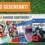 Saturn: 3 Games/Filme/Musik kaufen + 2 Games/Filme/Musik geschenkt
