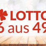 Multilotto: 11 Tipps 6aus49 für 4€ statt 11€ (8.000.000€ Jackpot)