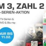 Saturn: Nimm 3, zahl 2 bei Games, Filmen & Musik