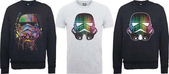 Pullover Star Wars T-Shirt Aktion